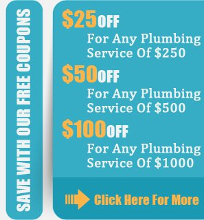 cheap plumber discount
